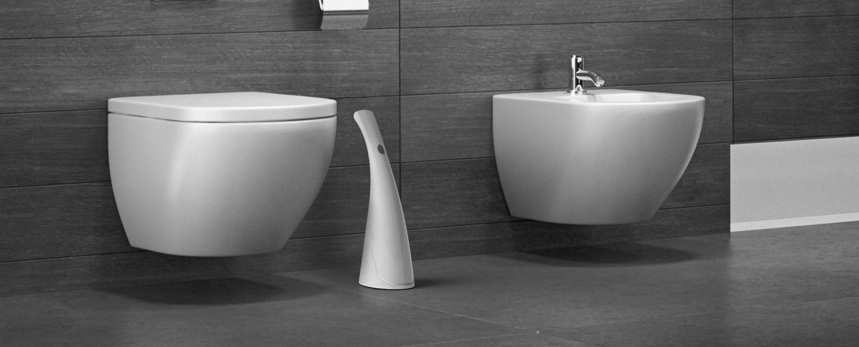 Welcome to Loogun®, the hygienic, modern toilet brush